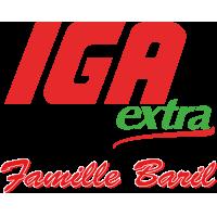 Logo IGA Extra Famille Baril
