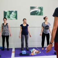 Galerie photo - Yoga postnatal 7