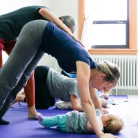 Galerie photo - Yoga postnatal 5