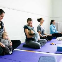 Galerie photo - Yoga postnatal 3