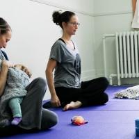 Galerie photo - Yoga postnatal 2