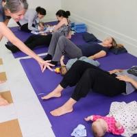 Galerie photo - Yoga postnatal 1