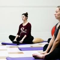 Galerie photo - Yoga prénatal 7