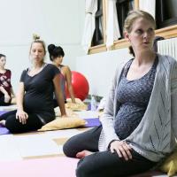 Galerie photo - Yoga prénatal 4
