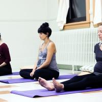 Galerie photo - Yoga prénatal 3