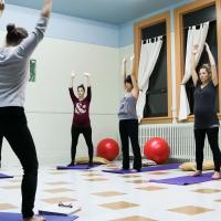 Galerie photo - Yoga prénatal 2