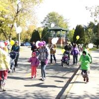 Pique-nique familial - Parc St-Maurice - 10 octobre 2015