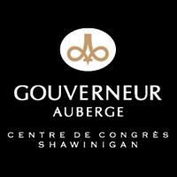 Logo auberge Gouverneur Shawinigan