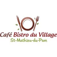 Logo Café Bistro du Village St-Mathieu-du-Parc