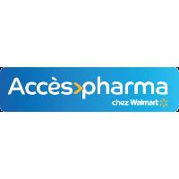 Logo Accès-Pharma WalMart